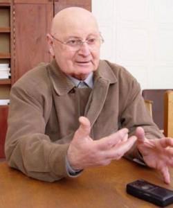 Академик Шота Александрович Надирашвили.Блестящий представитель грузинской психологической школы, член Национальной академии наук Грузии.