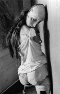 фотохудожник Ханс Беллмер. Кукла.