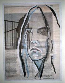 художник Джонни Депп. Патти Смит.