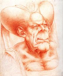 художник Леонардо Да Винчи