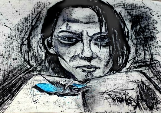 автор рисунка  Алена Долгова.